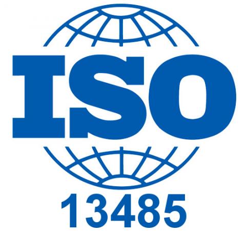 ISO13485 BLEU